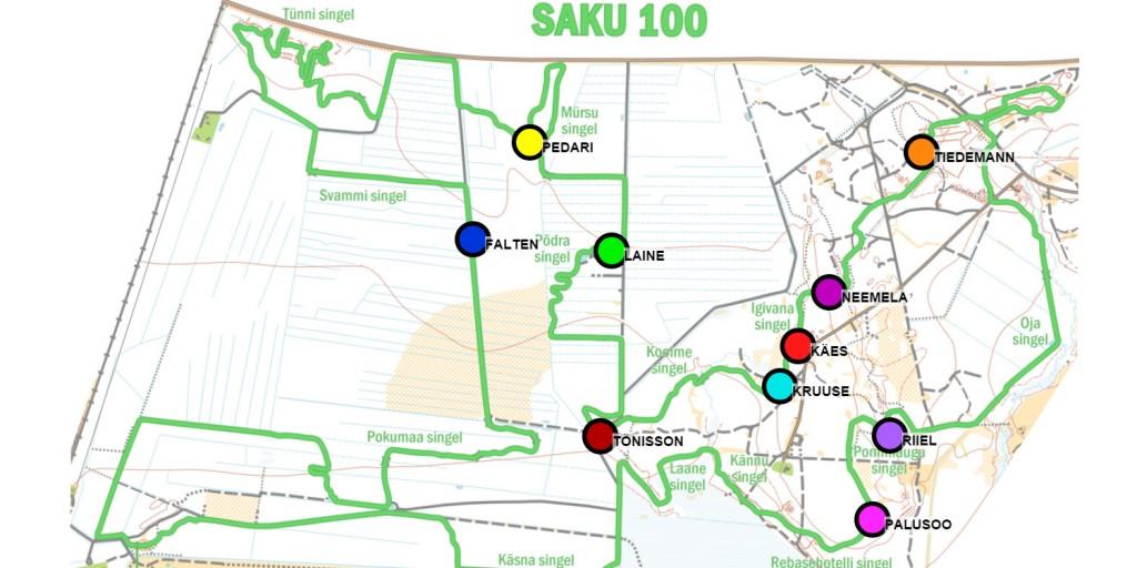 100km mountain biking marathon GPS tracking