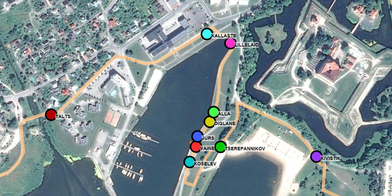 Marathon live GPS tracking